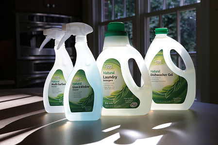 """USA: Walmart expands into """"green cleaning"""""""