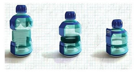 New Zealand: Collapsible bottle could become closer to supermarket reality