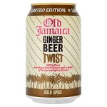 UK: Cott launches new limited edition flavours of Old Jamaica ginger beer