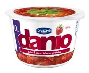 Spain: Danone introduces Danio yogurt