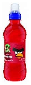 UK: Children's soft drinks brand incorporates new promotion with Angry Birds