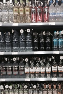 Russia: New standards introduced for vodka packaging