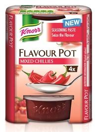 UK: Unilever debuts Knorr Flavour Pots