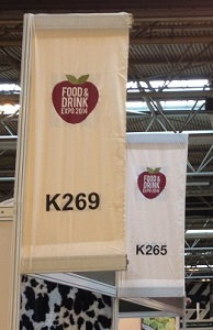 Tradeshow Insight: Food & Drink Expo 2014