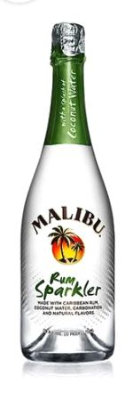 USA: Malibu announces launch of Rum Sparkler