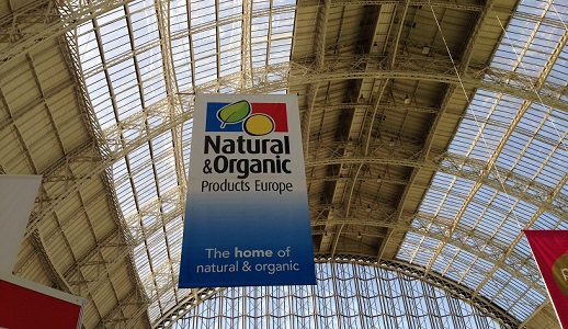 Tradeshow Insight: Natural & Organic Products Europe 2014