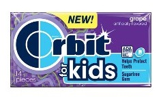 USA: Wrigley set to launch sugar-free gum for kids