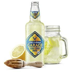 Innovation Insight: Seth & Riley's Garage Hard Lemon Drink