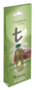 Innovation Insight: Teaforia Shake & Brew Cold Brewing Green Tea Bags