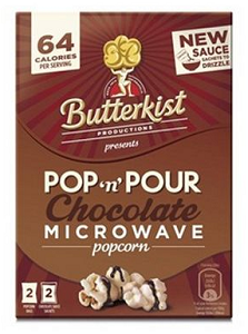 Innovation Insight: Butterkist Pop'n'Pour Microwave Popcorn