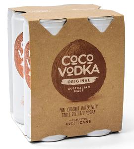 Innovation Insight: Coco Vodka