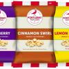 UK: Portlebay Popcorn expands range with three sweet flavours