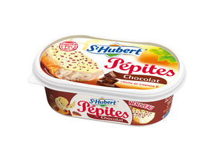 Innovation Insight: St Hubert Margarine with Chocolate Chips