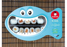 Spain: Sushita launches sushi targeted at children