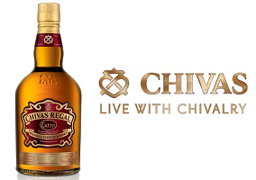 UK: Chivas Regal launches first new blend in seven years