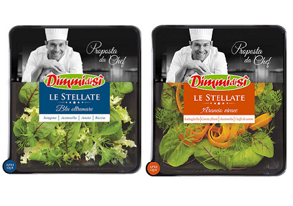 Innovation Insight: Dimmidisi Le Stellate Salad