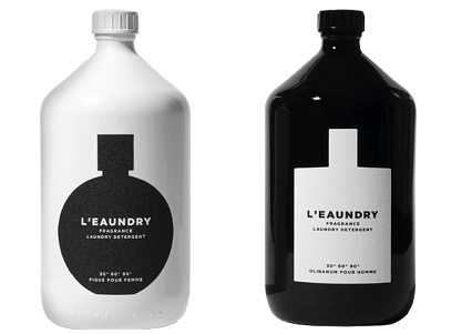 A new dimension in fragrance for laundry detergent