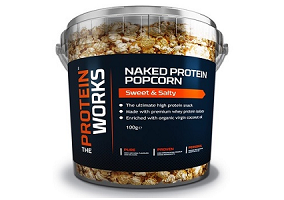 UK: The Protein Works to launch protein-enhanced popcorn