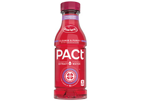 USA: Ocean Spray launches Pact functional water