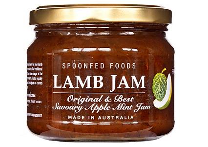 Jam gets a savoury twist