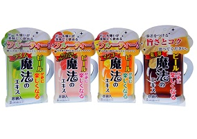 Japan: Ajigen to launch beer flavouring powder
