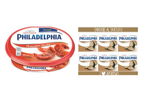 Italy: Mondelez International adds sun-dried tomato and truffle flavours to Philadelphia range