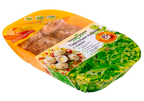 "Russia: Cherkizovo launches ""healthy steaming"" chicken line"