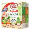 UK: Cow & Gate to launch Friends vegetable-based baby food range