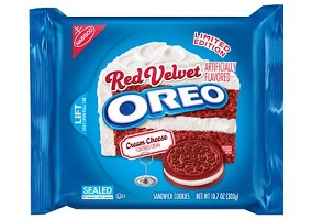 USA: Mondelez International to unveil Oreo Red Velvet