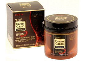 South Korea: Lotte launches chocolate-based food supplement
