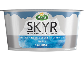 UK: Arla to launch 'Icelandic' yoghurt skyr
