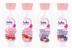 "Germany: Johnson & Johnson launches ""smoothie"" body care line"