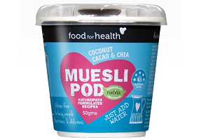 Australia: Food for Health launches breakfast on-the-go