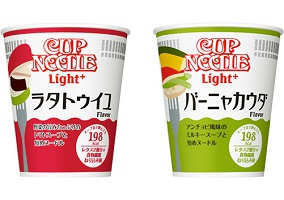 """Japan: Nissin to launch """"healthy"""" cup noodle range"""