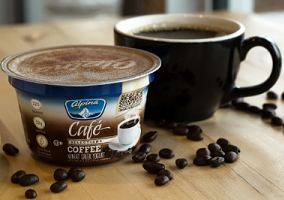 USA: Alpina launches Greek yoghurt line infused with coffee