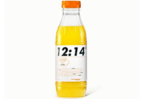 France: Intermarche launches juice with 'time stamp'