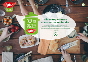 """Portugal: Iglo opens """"house of flavours"""" to showcase product range"""