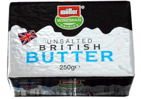 UK: Muller Wiseman Dairies launches packaged butter