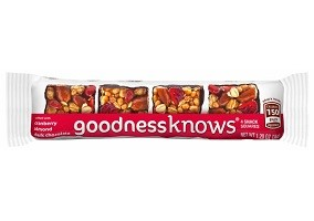USA: Mars Chocolate North America launches Goodnessknows snack bar
