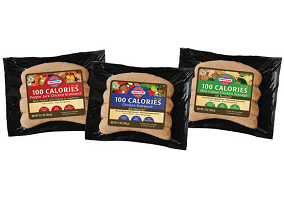 USA: Cher-Make Sausage Co. expands 100 calorie line