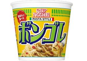 Japan: Nissin launches 'pasta style' noodle range