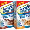 UK: Weetabix releases Weetabix Protein Crunch cereal