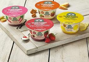 """UK: Wensleydale Creamery launches new """"luxury"""" yoghurt range"""
