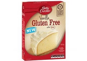 Australia: General Mills launches gluten-free cake mixes