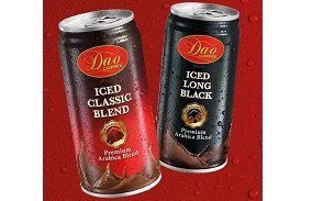 Thailand: Newly-formed V Foods launches RTD coffee under the Dao brand