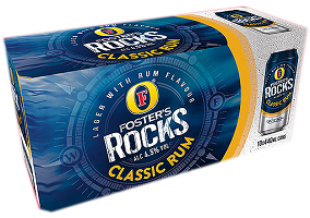 UK: Heineken launches Foster's Rocks lager
