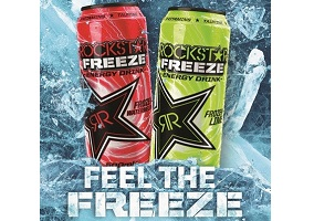 UK: AG Barr launches Rockstar Freeze energy drink