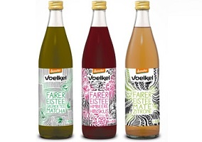 Germany: Volkel launches fair trade ice tea