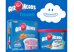 USA: Perfetti Van Melle to bring Airheads sweets to the frozen aisle