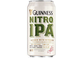 USA: Diageo launches Guinness Nitro IPA